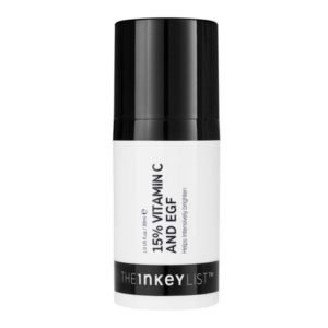 The Inkey List 15% Vitamin C and EGF Serum (30ml)