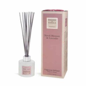 Fragrance Diffuser – Neroli Blossom & Lavender (120ml)