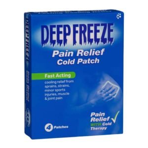Deep Freeze Patch (4 Pk)