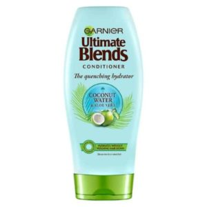 Garnier Ultimate Blends Coconut Water Dry Hair Conditioner (360ml)