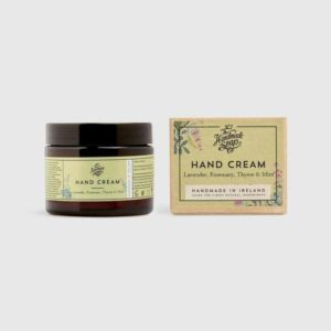 Hand Cream – Lavender, Rosemary, Thyme & Mint (50g)