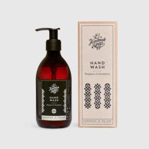 Hand Wash – Bergamot & Eucalyptus 'Art Deco' (300ml)