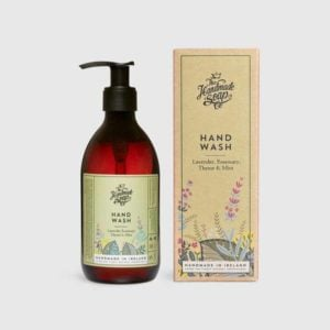 Hand Wash – Lavender, Rosemary, Thyme & Mint (300ml)