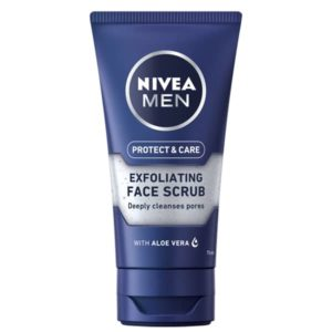 Nivea Men Protect & Care Face Scrub (75ml)