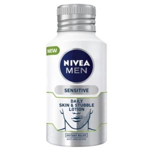 Nivea Men Sensitive Daily Skin & Stubble Lotion (125ml)