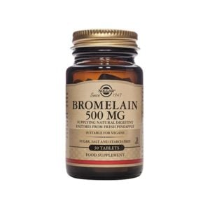 Solgar Bromelain 500mg Tablets (30)