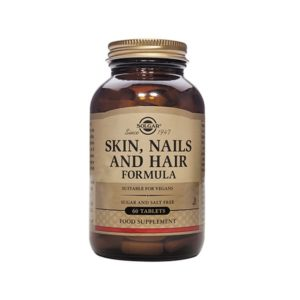 Solgar Skin, Nails and Hair Formula – (60) Tablets