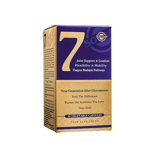 Solgar 7 Joint Support Capsules (30)