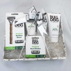 Bulldog Men's Grooming Hamper Gift Set
