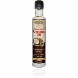 Natures Aid Coconut Oil Liquid (250ml)