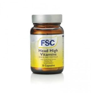 FSC Head High Vitamins (30 Caps)