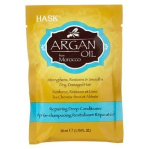 Hask Argan Oil Repairing Deep Conditioner Sachet (50g)