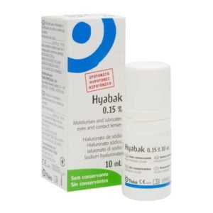 Hyabak Eye Drops 10ml