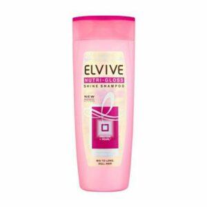 L'Oreal Elvive Nutri-Gloss Shine Conditioner (400ml)