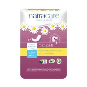 Natracare Super Natural Maxi Pads