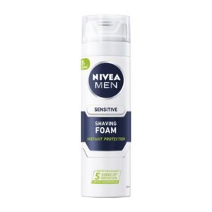 NIVEA Men Sensitive Shaving Foam 200ml