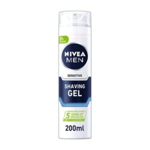 NIVEA Men Sensitive Shaving Gel 200ml
