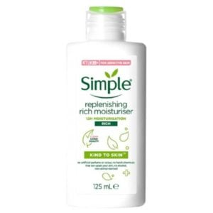 Simple Replenishing Mosituriser (125ml)