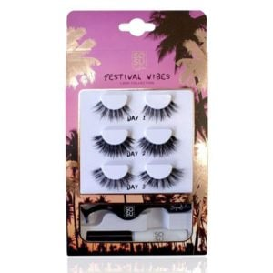 SoSu by Suzanne Jackson Festival Vibes Lash Collection (3 pack)